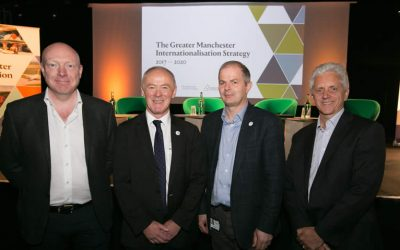 Manchester leaders launch strategy to take city-region global