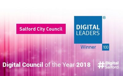 Salford wins Digital Council of the Year