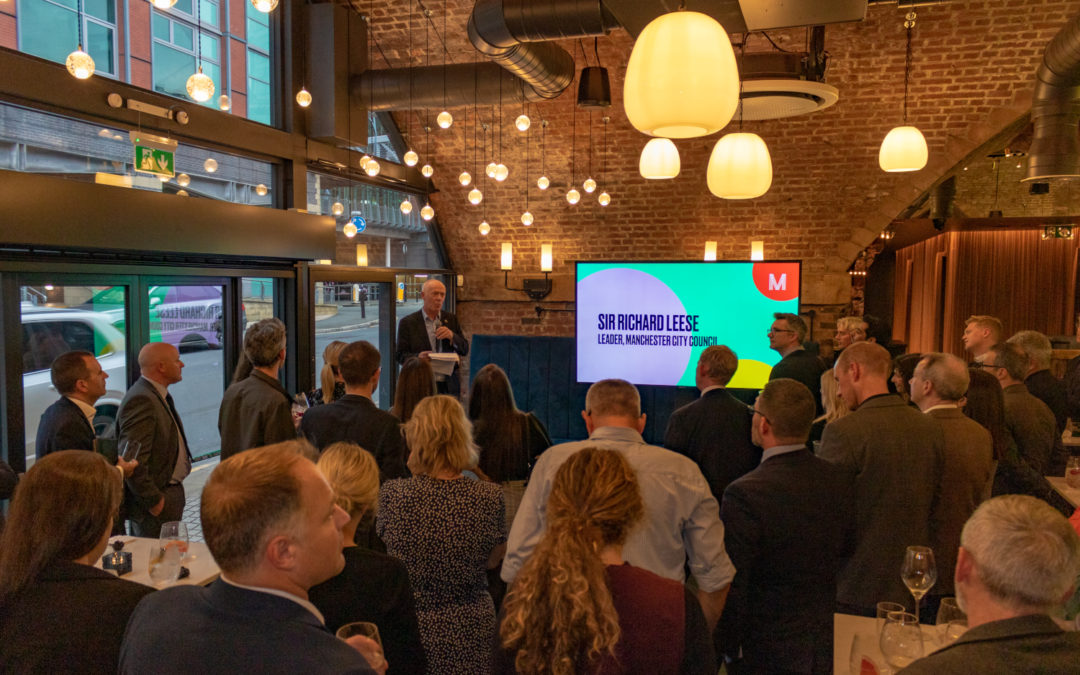 Everything is Connected: Manchester at MIPIM Partnership launches collaborative theme and new young delegate initiative