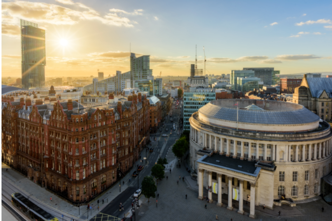 2020 in Greater Manchester: manchester ready for second cultural boom